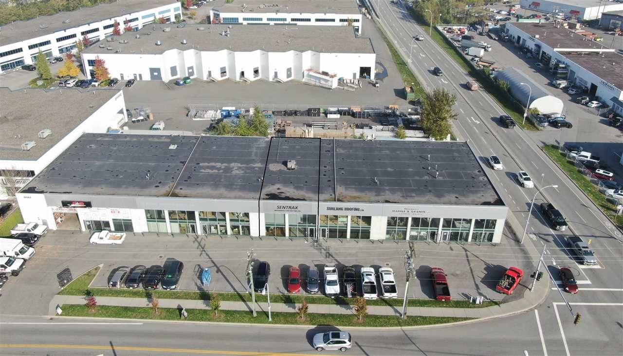 Main Photo: 5 19585 56 Avenue in Surrey: Cloverdale BC Industrial for lease (Cloverdale)  : MLS®# C8036957