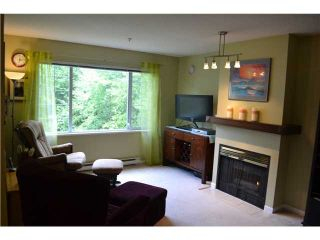 """Photo 2: 321 1252 TOWN CENTRE Boulevard in Coquitlam: Canyon Springs Condo for sale in """"THE KENNEDY"""" : MLS®# V1046370"""