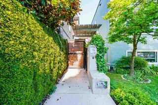 Photo 2: 1462 ARBUTUS STREET in Vancouver: Kitsilano Townhouse for sale (Vancouver West)  : MLS®# R2580636