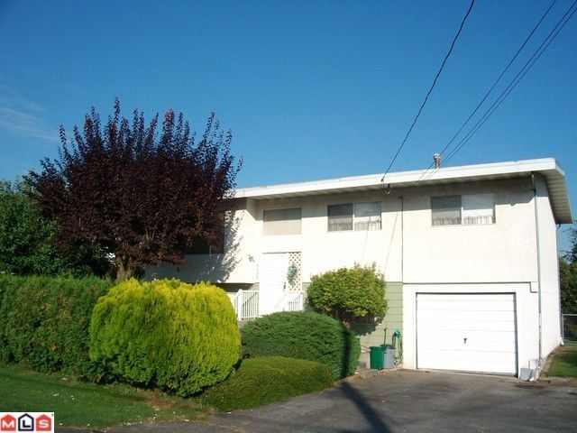 """Main Photo: 7462 GIBBARD ST in Mission: Mission BC House for sale in """"HERITAGE PARK AREA"""" : MLS®# F1124758"""
