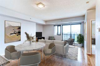 Photo 2: 907 10319 111 Street in Edmonton: Zone 12 Condo for sale : MLS®# E4223802