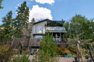 Photo 1: 857 West Cove Drive: Rural Lac Ste. Anne County House for sale : MLS®# E4227834