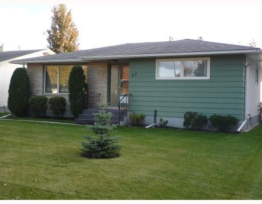 Main Photo: 68 WEINBERG Road in WINNIPEG: West Kildonan / Garden City Residential for sale (North West Winnipeg)  : MLS®# 2919766