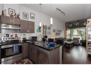 """Photo 9: 416 20219 54A Avenue in Langley: Langley City Condo for sale in """"SUEDE LIVING"""" : MLS®# R2590437"""
