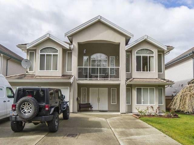 Main Photo: 20465 122 Avenue in Maple Ridge: Northwest Maple Ridge House for sale : MLS®# R2161520