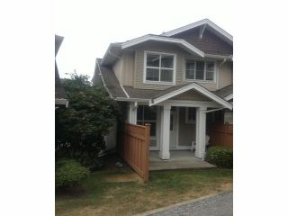 "Photo 3: 60 20460 66TH Avenue in Langley: Willoughby Heights Townhouse for sale in ""WILLOW EDGE"" : MLS®# F1319332"