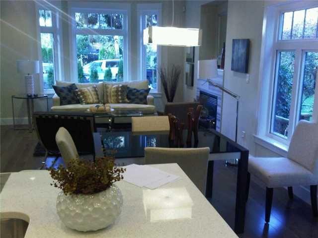 Photo 4: Photos: 2762 W 3RD AV in : Kitsilano 1/2 Duplex for sale : MLS®# V852882