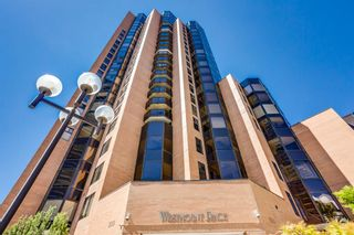 Photo 1: 505 1100 8 Avenue SW in Calgary: Downtown West End Apartment for sale : MLS®# A1120834