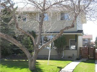 Photo 1: 7831 22 Street SE in CALGARY: Ogden_Lynnwd_Millcan Residential Attached for sale (Calgary)  : MLS®# C3567173