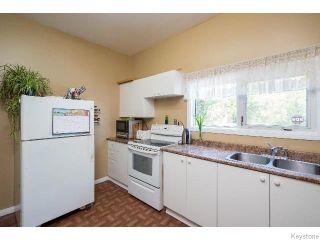 Photo 6: 204 Aubrey Street in WINNIPEG: West End / Wolseley Residential for sale (West Winnipeg)  : MLS®# 1518711