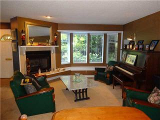 """Photo 3: 8840 FINCH Court in Burnaby: Forest Hills BN Townhouse for sale in """"PRIMROSE HILL"""" (Burnaby North)  : MLS®# V1075894"""