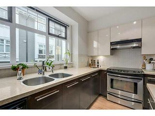 """Photo 7: 3732 WELWYN Street in Vancouver: Victoria VE Townhouse for sale in """"Stories"""" (Vancouver East)  : MLS®# V1095770"""