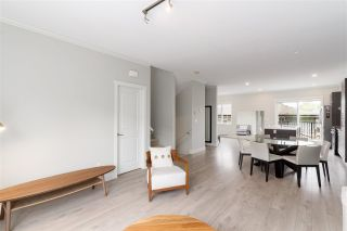 """Photo 4: 9 9691 ALBERTA Road in Richmond: McLennan North Townhouse for sale in """"JADE"""" : MLS®# R2605869"""
