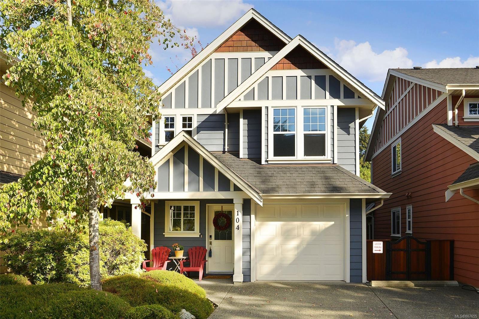 Main Photo: 104 724 LARKHALL Rd in : La Langford Proper House for sale (Langford)  : MLS®# 887655