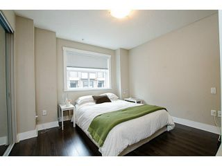 Photo 14: # 113 828 ROYAL AV in New Westminster: Downtown NW Condo for sale : MLS®# V1106214