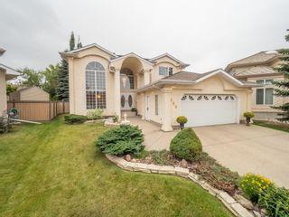 Main Photo: 389 BURTON Road in Edmonton: Zone 14 House for sale : MLS®# E4260976