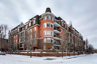 Photo 1: 216 59 22 Avenue SW in Calgary: Erlton Apartment for sale : MLS®# A1070781