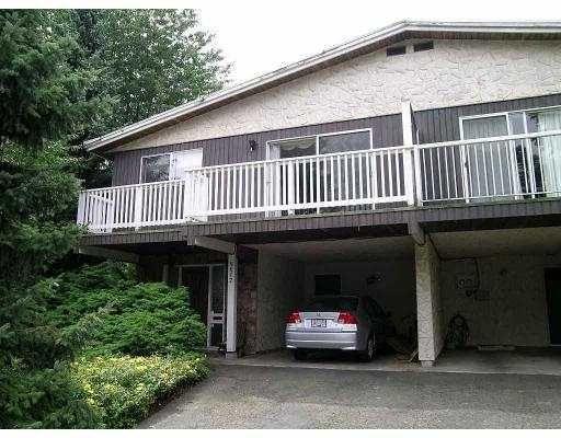 "Main Photo: 5617 DONOVAN AV in Burnaby: Burnaby Lake 1/2 Duplex for sale in ""N/A"" (Burnaby South)  : MLS®# V546404"