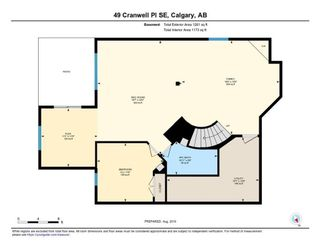 Photo 47: 49 CRANWELL Place SE in Calgary: Cranston Detached for sale : MLS®# C4267550