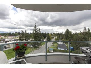 """Photo 13: 803 32330 S FRASER Way in Abbotsford: Abbotsford West Condo for sale in """"Town Centre Tower"""" : MLS®# R2163244"""