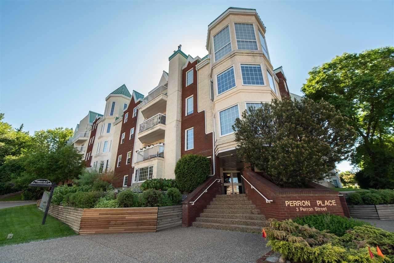 Main Photo: 416 3 PERRON Street: St. Albert Condo for sale : MLS®# E4221659