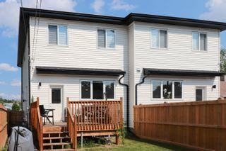 Photo 8: 9248 90 Street in Edmonton: Zone 18 House Half Duplex for sale : MLS®# E4252934