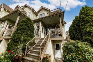 """Main Photo: 1311 BRUNETTE Avenue in Coquitlam: Maillardville Townhouse for sale in """"LAVAL"""" : MLS®# R2573149"""
