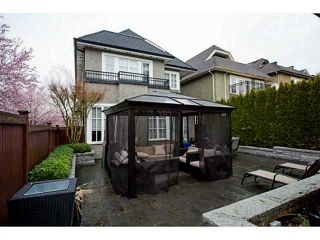 Photo 13: 1739 W 52ND AV in Vancouver: South Granville House for sale (Vancouver West)  : MLS®# V1109473