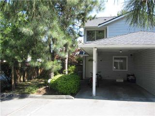 """Photo 2: 41 22412 124 Avenue in Maple Ridge: East Central Townhouse for sale in """"CREEKSIDE"""" : MLS®# V1139740"""