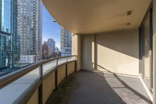 """Photo 11: 605 789 DRAKE Street in Vancouver: Downtown VW Condo for sale in """"Century Tower"""" (Vancouver West)  : MLS®# R2444128"""