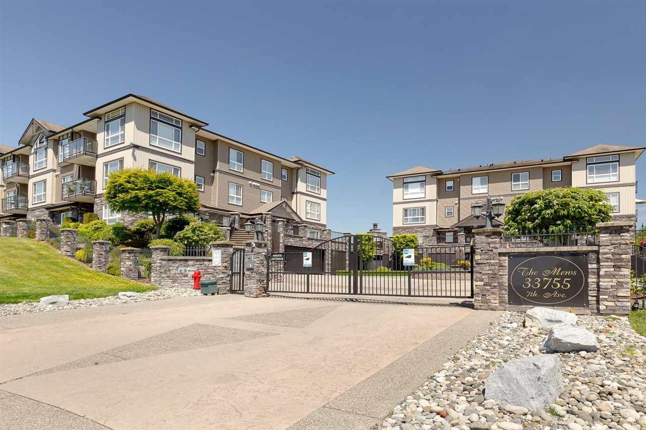 """Main Photo: A315 33755 7 Avenue in Mission: Mission BC Condo for sale in """"The Mews"""" : MLS®# R2591657"""