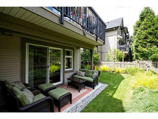 """Photo 17: 752 ORWELL Street in North Vancouver: Lynnmour Townhouse for sale in """"WEDGEWOOD"""" : MLS®# V1016804"""