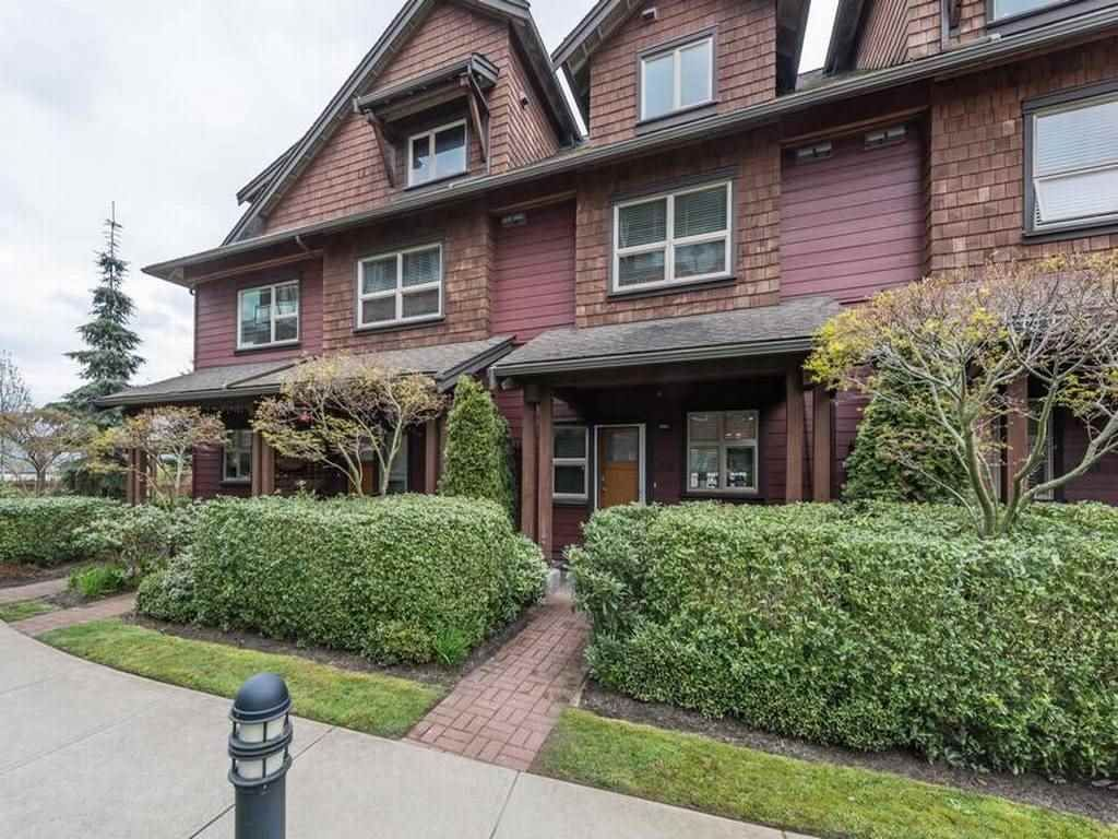 "Main Photo: TH 122 240 SALTER Street in New Westminster: Queensborough Townhouse for sale in ""REGATTA"" : MLS®# R2156685"