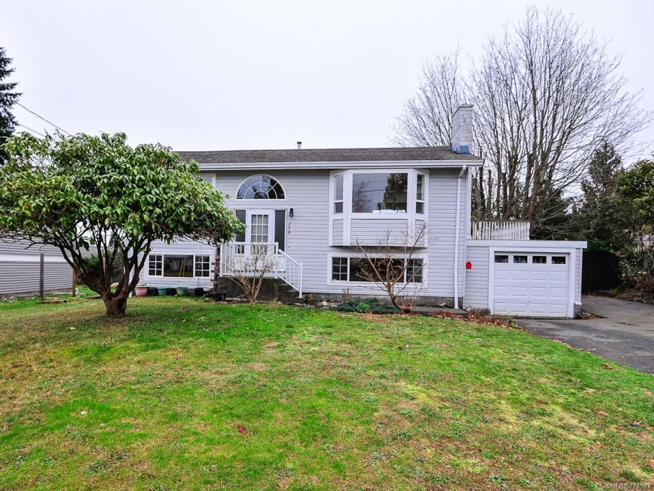 Main Photo: 758 MARINA Boulevard in CAMPBELL RIVER: CR Campbell River Central House for sale (Campbell River)  : MLS®# 778587