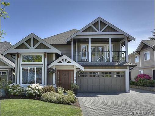 Main Photo: 1170 Deerview Pl in VICTORIA: La Bear Mountain House for sale (Langford)  : MLS®# 729928