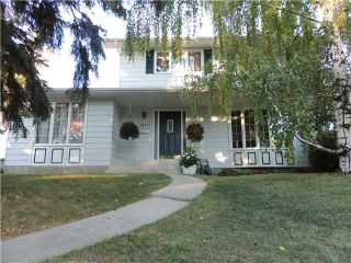 Photo 1: 5432 DALRYMPLE Crescent NW in CALGARY: Dalhousie Residential Detached Single Family for sale (Calgary)  : MLS®# C3586763