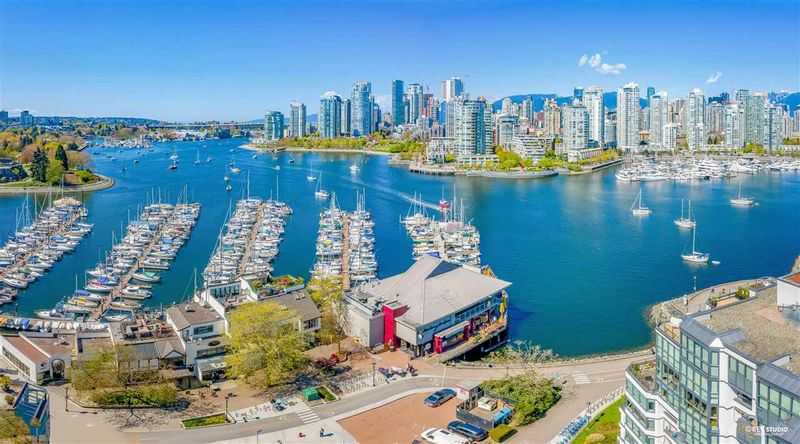FEATURED LISTING: 201 - 609 STAMP'S Landing Vancouver