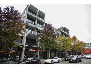 Photo 1: PH704 428 W 8th Avenue in Vancouver: Condo for sale : MLS®# V1034945