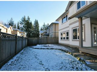 """Photo 13: 32615 EGGLESTONE AV in Mission: Mission BC House for sale in """"Cedar Valley"""" : MLS®# F1301599"""