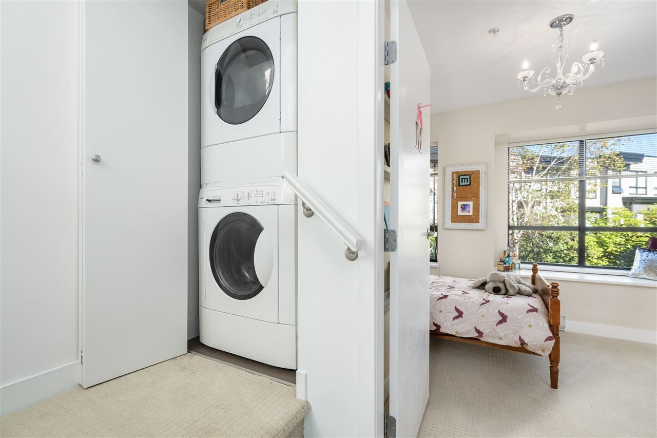"""Photo 24: Photos: 104 1855 STAINSBURY Avenue in Vancouver: Victoria VE Townhouse for sale in """"The Works"""" (Vancouver East)  : MLS®# R2494978"""
