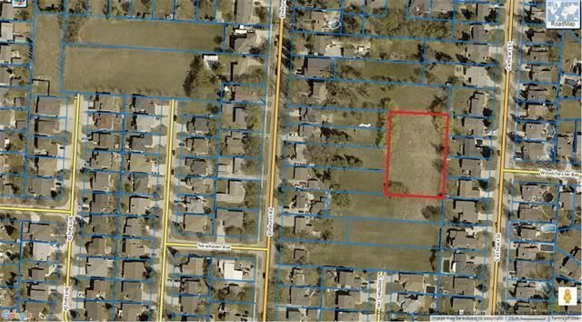 Landlocked Parcel to be added to the Coopman Extension Project.