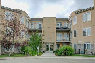 Photo 1: 206 2121 98 Avenue SW in Calgary: Palliser Apartment for sale : MLS®# C4242491