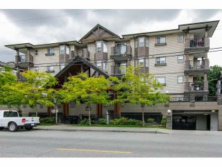 """Photo 1: 207 5488 198TH Street in Langley: Langley City Condo for sale in """"BROOKLYN WYND"""" : MLS®# F1436607"""