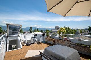 "Photo 2: PH3 3220 W 4TH Avenue in Vancouver: Kitsilano Condo for sale in ""Point Grey Estates"" (Vancouver West)  : MLS®# R2595586"
