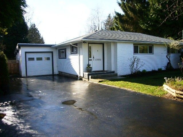 Main Photo: 17550 20TH AV in Surrey: Pacific Douglas House for sale (South Surrey White Rock)  : MLS®# F1432605