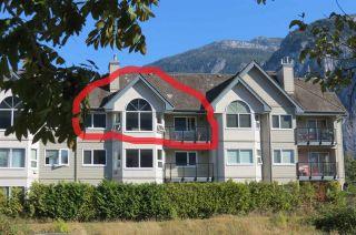 """Photo 2: 304 1466 PEMBERTON Avenue in Squamish: Downtown SQ Condo for sale in """"MARINA ESTATES"""" : MLS®# R2233193"""