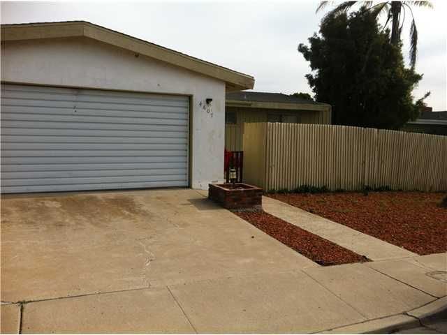 Main Photo: CLAIREMONT House for sale : 3 bedrooms : 4607 Monongahela Street in San Diego