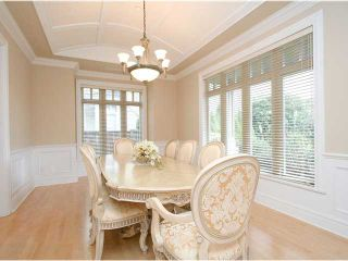 Photo 4: 6891 ANGUS Drive in Vancouver: South Granville House for sale (Vancouver West)  : MLS®# V982702
