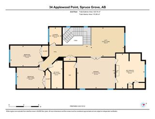 Photo 21: 34 Applewood Point: Spruce Grove House for sale : MLS®# E4266300