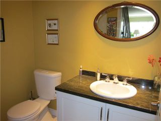 """Photo 7: 23 780 W 15TH Avenue in Vancouver: Fairview VW Townhouse for sale in """"SIXTEEN WILLOWS"""" (Vancouver West)  : MLS®# V1108293"""